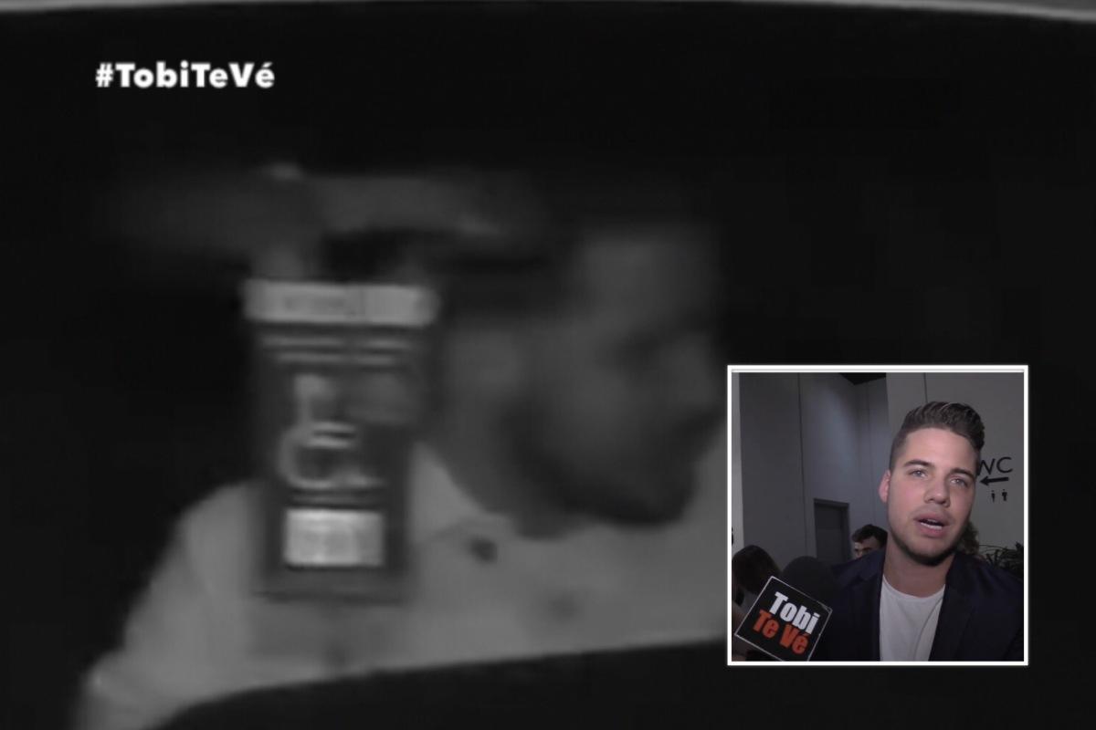William Valdés revela verdad sobre el cartel de 'handicap' que colgaba en su auto